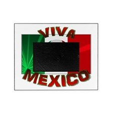 Mexico-flag3.png Picture Frame