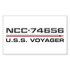 USS Voyager Dark Decal