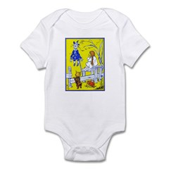 Meeting Scarecrow Infant Bodysuit