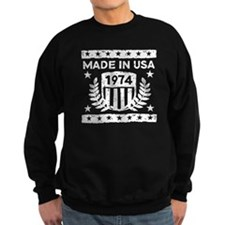 Made In USA 1974 Sweatshirt