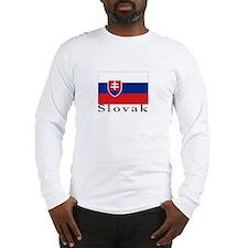 Slovakia Long Sleeve T-Shirt