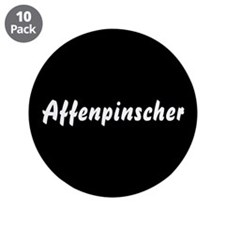 "Affenpinscher 3.5"" Button (10 pack)"