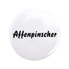 "Affenpinscher 3.5"" Button (100 pack)"