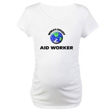 World's Coolest Aid Worker Shirt