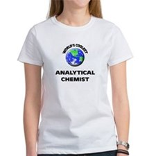 World's Coolest Analytical Chemist T-Shirt