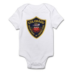 Colorado Corrections Infant Bodysuit