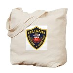 Colorado Corrections Tote Bag