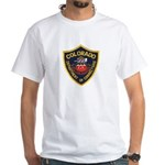 Colorado Corrections White T-Shirt