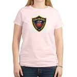Colorado Corrections Women's Pink T-Shirt