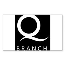 Q Branch Decal