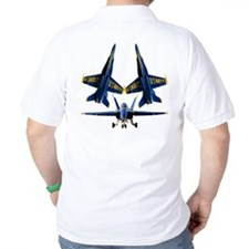 Cute Blue angels T-Shirt
