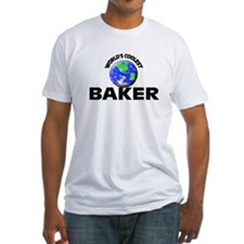 World's Coolest Baker T-Shirt
