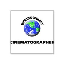 World's Coolest Cinematographer Sticker
