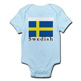 Sweden Onesie