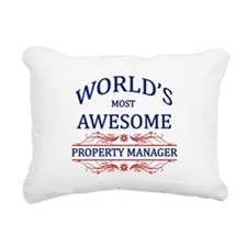 World's Most Awesome Property Manager Rectangular