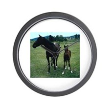 Standardbreds Wall Clock
