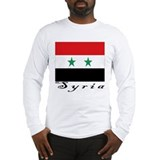 Syria Long Sleeve T-Shirt