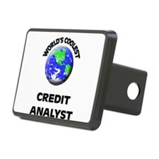 World's Coolest Credit Analyst Hitch Cover
