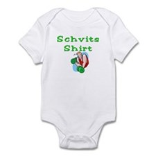 Sweatshirt-Schvits Shirt Infant Bodysuit