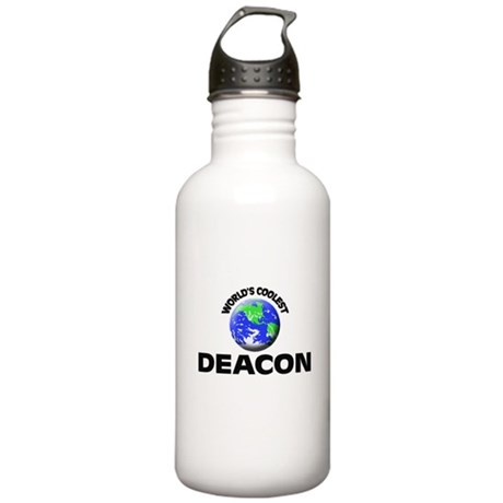 World's Coolest Deacon Water Bottle