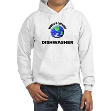 World's Coolest Dishwasher Hoodie