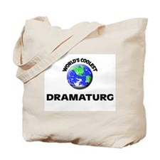 World's Coolest Dramaturg Tote Bag
