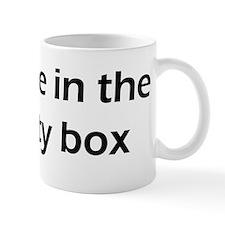 Meet Me In The Penalty Box Small Mugs