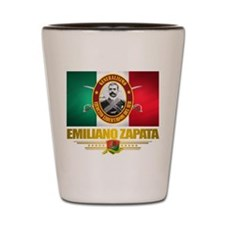 Emiliano Zapata Shot Glass