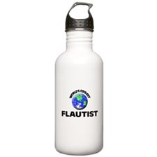 World's Coolest Flautist Water Bottle