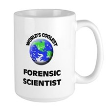 World's Coolest Forensic Scientist Mug