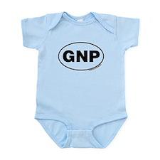 Glacier National Park, GNP Body Suit