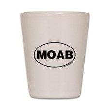 MOAB Shot Glass