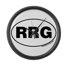 Red River Gorge, RRG Large Wall Clock