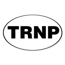 Theodore Roosevelt National Park, TRNP Decal