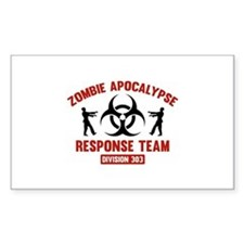 Zombie Apocalypse Response Team Decal