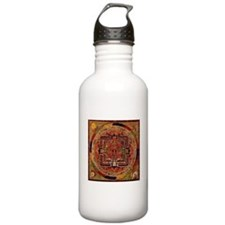 Buddhist Mandala Water Bottle