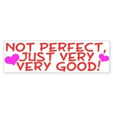 Perfect Funny sexy bumper Bumper Bumper Sticker
