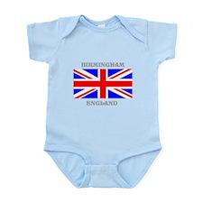 Birmingham England Infant Bodysuit