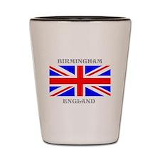 Birmingham England Shot Glass