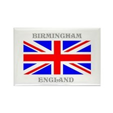 Birmingham England Rectangle Magnet