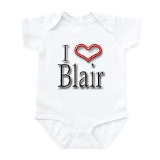 I Heart Blair Infant Bodysuit
