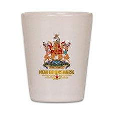 New Brunswick COA Shot Glass