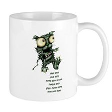 zombie kitty Small Tazas