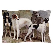 Sighthound Pillow Case