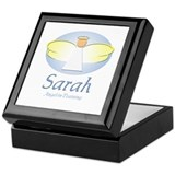 Angel-in-Training - Sarah Keepsake Box