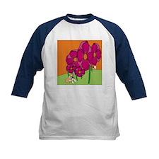 Flower Baseball Jersey