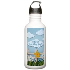 Reach for the Sky Picket Fence Water Bottle