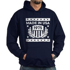 Made In USA 1975 Hoodie