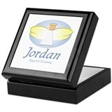 Angel-in-Training - Jordan Keepsake Box