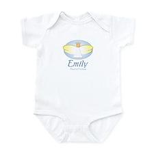 Angel-in-Training - Emily Infant Bodysuit